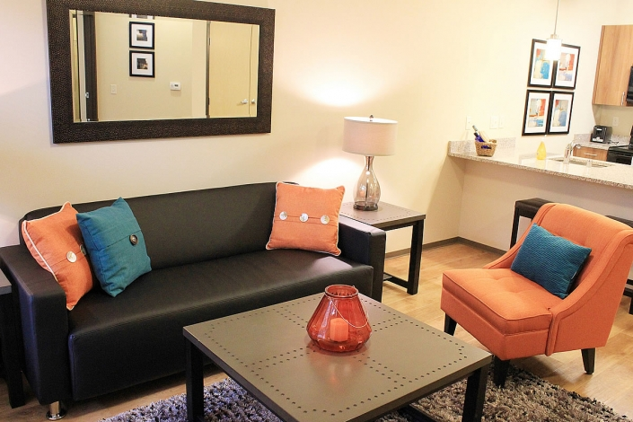 corporate housing long term rental